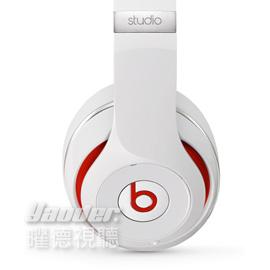 【曜德視聽】Beats Studio Wireless 白色 藍芽無線 輕鬆抗噪 接聽通話 ★免運★送BeatsT恤★