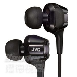 【曜德視聽】JVC HA-FXT100 高速雙動圈單體 高解析全音域 ★免運★送收納盒★
