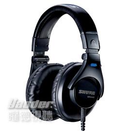 【曜德視聽】SHURE SRH440 專業監聽型 降低噪音 強化音頻 ★免運★送收納袋★
