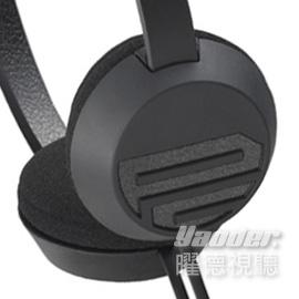 【曜德視聽】SONY MDR-PQ3 格調黑 耳罩式耳機 輕盈耀動款 ★免運★送收納袋★