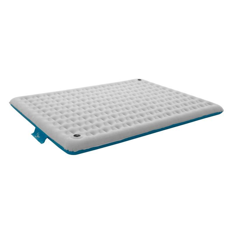 日野戶外~【OutdoorBase】歡樂時光充氣床L號(月石灰/天籃)  紀念款 充氣床 睡墊 氣墊 床墊 露營