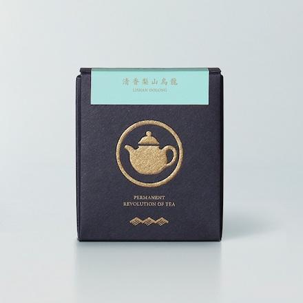 【100%台灣茶】京盛宇-清香系列-清香梨山烏龍 50g 輕巧盒