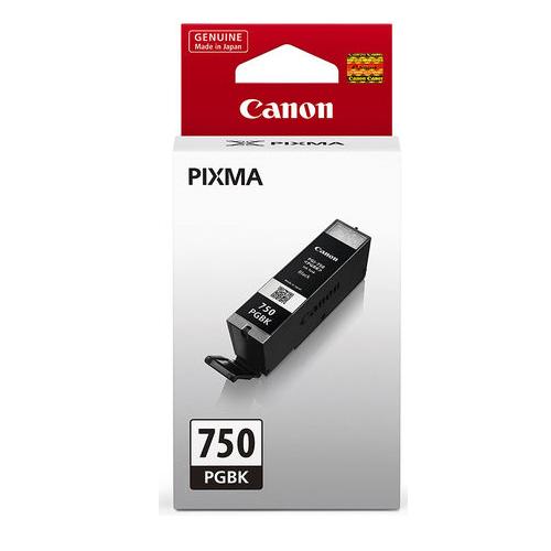 【CANON 墨水匣】CANON PGI-750PGBK (PGI-750BK) 黑色墨水匣/適用M