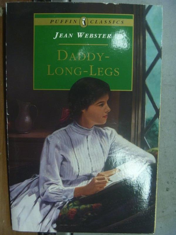 【書寶二手書T8/原文小說_MOV】Daddy-Long-Legs_Jean Webster