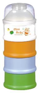 【蜜妮寶貝嬰童用品館】四層奶粉盒