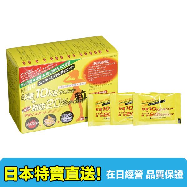 【海洋傳奇】日本 MINAMI 超實感纖之瘦纖體素 胺基酸丸 黃色10KG一般版【訂單滿3000元免運】