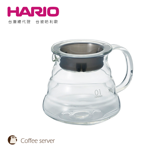 【HARIO】V60雲朵36咖啡壺 / XGS-36TB
