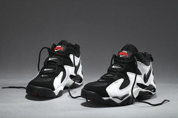 耐克/Nike  螃蟹氣墊 Air Diamond 籃球鞋   女鞋 US5.5