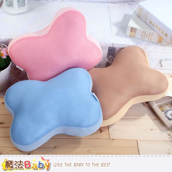 粉漾小骨枕造型靠枕 魔法Baby~qg242