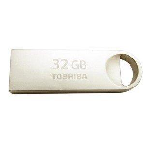 *╯新風尚潮流╭* TOSHIBA 32G 32GB U401 金屬殼 隨身碟 THN-U401S0320A4
