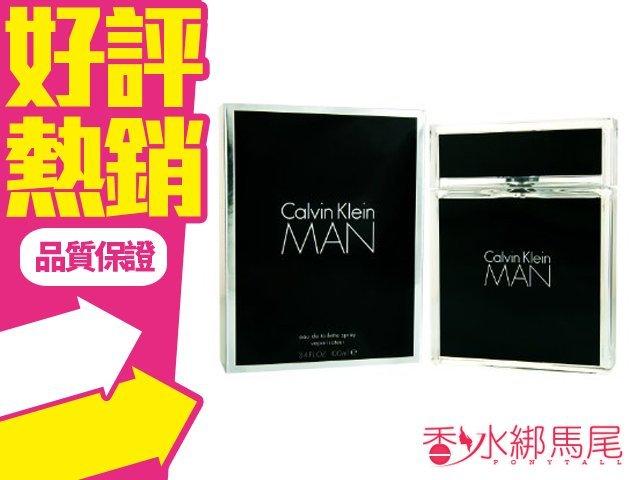 Calvin Klein Man CK 男性淡香水 香水空瓶分裝 5ML◐香水綁馬尾◐
