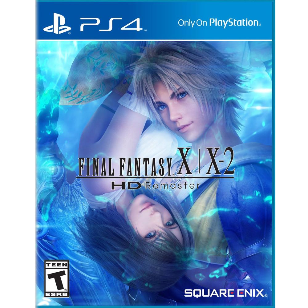 (現貨全新)PS4 太空戰士 X&X-2 HD版合輯英文美版 FINAL FANTASY X|X-2 HD Remast