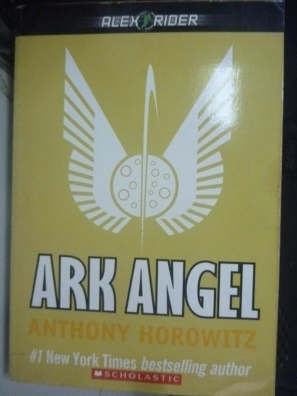 【書寶二手書T8/原文小說_LOF】Ark Angel_Anthony Horowitz