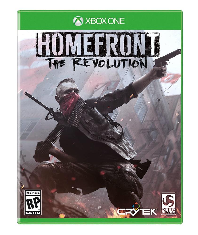 預購中 5月17日發售 亞洲英文版 [限制級]  XBOX ONE 烽火家園:革命
