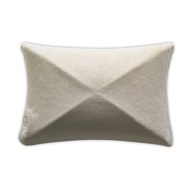 LOURDES AX-HL138cf 日式按摩抱枕(咖歐蕾)
