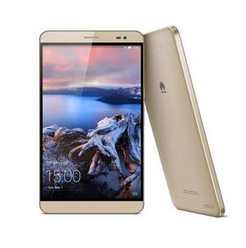 【贈原廠皮套+16G記憶卡】 HUAWEI MediaPad X2   3G/32G LTE 金色版 雙卡7吋金屬可通話平板電腦【葳豐數位商城】