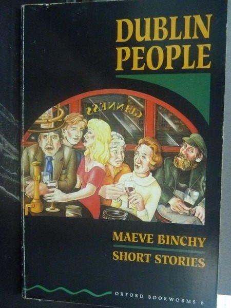 【書寶二手書T8/原文小說_JNH】Dublin people / Maeve Binchy_Maeve Binchy