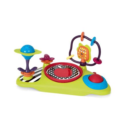 *babygo*mamas&papas Baby Snug Play Tray 不無聊叭噗玩樂盤 (適用二合一育成椅)