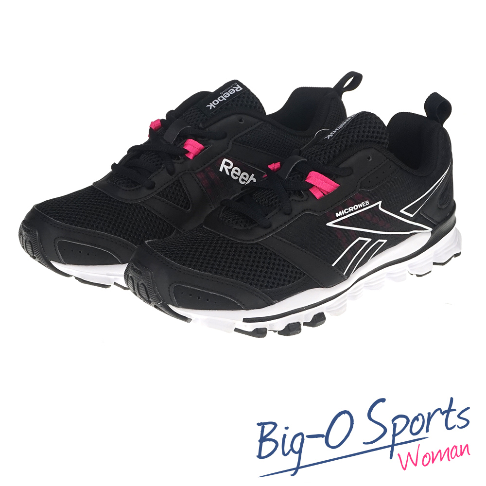 Reebok 銳跑 HEXAFFECT RUN LE 復古鞋  運動鞋 女 AQ9355  Big-O Sports