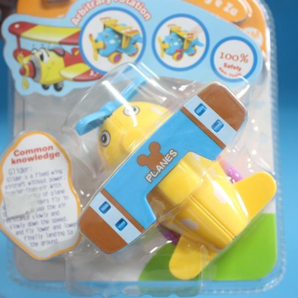 慣性Q版飛機 NO.4104 飛機玩具F050(明吊式)/一台入{促59}~出清商品~