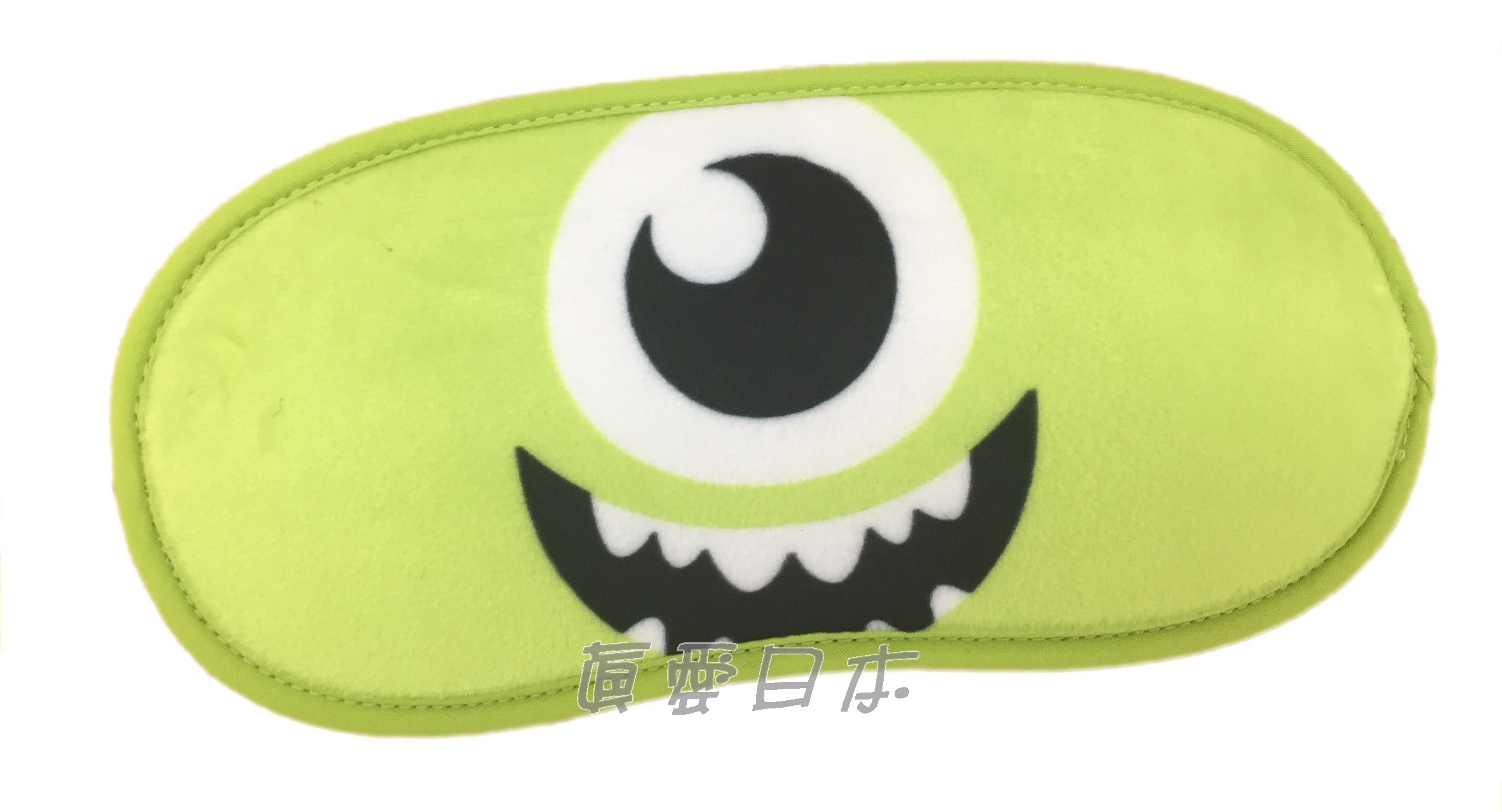 【真愛日本】16070600006 眼罩-大眼仔   迪士尼 怪獸電力公司 怪獸大學  眼罩