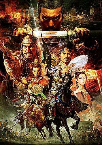 現貨供應中  亞洲中文版 [普遍級]  PS4 三國志13