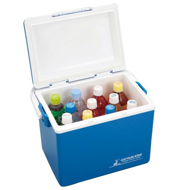 【鄉野情戶外用品店】 CAPTAIN STAG 鹿牌 |日本|  日本原裝保冷冰箱/手提冰箱 冰桶 保鮮桶/M-8175 【容量12L】