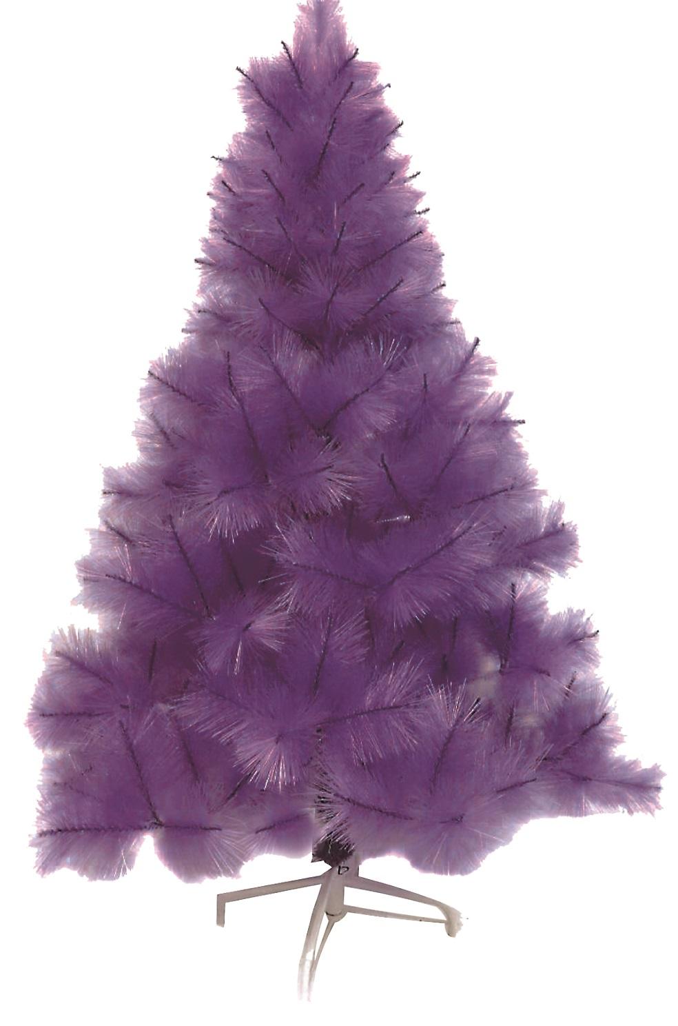 X射線【X020580】2尺聖誕松針樹(紫)(不含飾品、燈飾),聖誕樹/聖誕佈置/聖誕空樹/聖誕造景