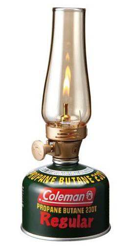 【露營趣】中和 附手電筒 Coleman 盧美爾瓦斯燭燈 瓦斯燈 氣氛燈 露營燈 野營燈 小夜燈 CM-5588J