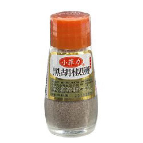 小菲力 黑胡椒粉 30g 罐裝