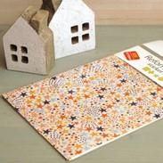 創意DIY棉布貼紙2586 德德小品 韓國進口貼紙 造型 裝飾 居家 布置 可愛 花 植物 普普 藝術