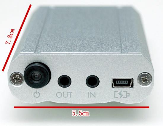 電光火石 FireyeI 可攜性微型耳機擴大機(含運)