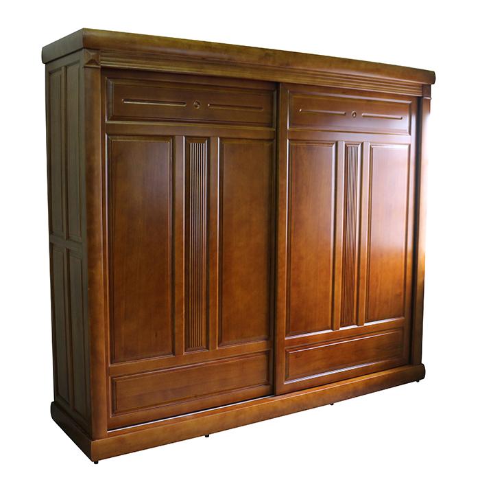 【尚品家具】702-20 波斯8*7尺實木衣櫥/衣櫃/櫥櫃/衣櫥/收納櫃/衣物整理櫃/Wardrobe