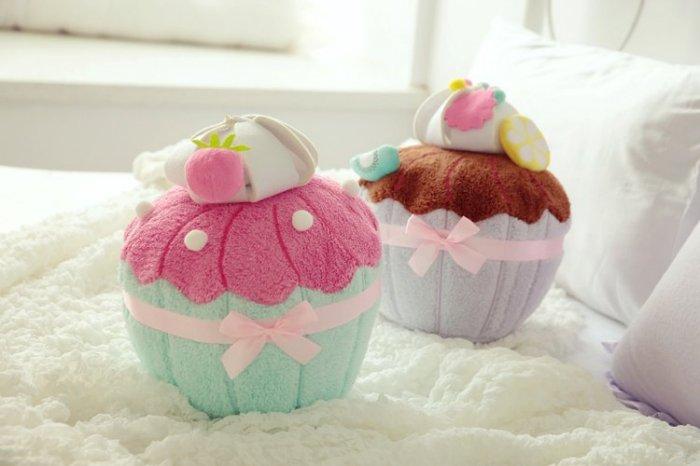 =優生活=日本馬卡龍冰淇淋色甜點蛋糕造型可愛抱枕 娃娃 居家飾品 裝飾