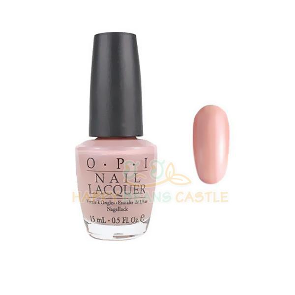 O.P.I OPI 法國系列 高雅法式裸色指甲油 NL F16 15ml♦ 樂荳城 ♦