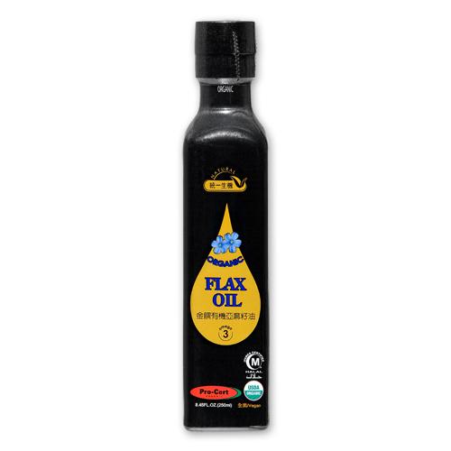 金饌有機亞麻籽油
