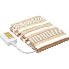 YMS-13 日本製電毯比暖爐煤爐更直接溫熱單人床墊棉被2用海渡