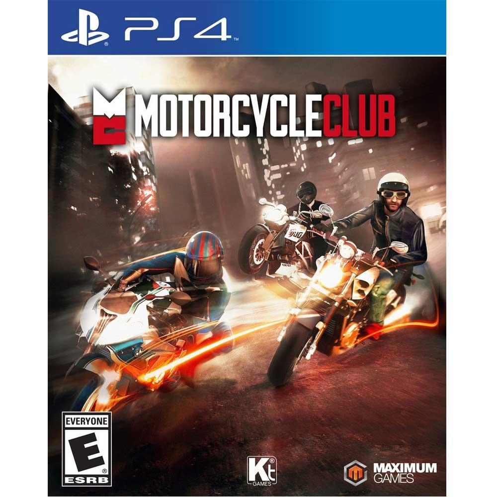 PS4 摩托車俱樂部 英文美版 MOTORCYCLE CLUB