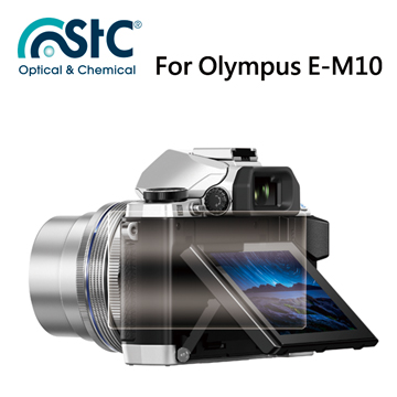 【STC】For Olympus E-M10 - 9H鋼化玻璃保護貼