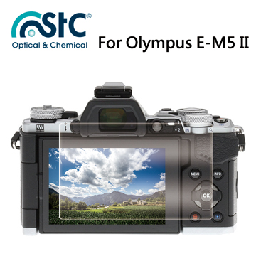 【STC】For Olympus E-M5 Mark2 - 9H鋼化玻璃保護貼