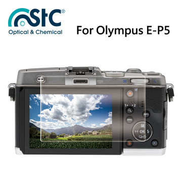 【STC】For Olympus EP5 - 9H鋼化玻璃保護貼