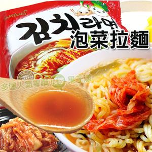 韓國SAMYANG 泡菜風味拉麵 泡麵(單包) [KR167]