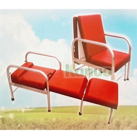 坐臥兩用陪伴床椅陪伴椅(不鏽鋼) 608