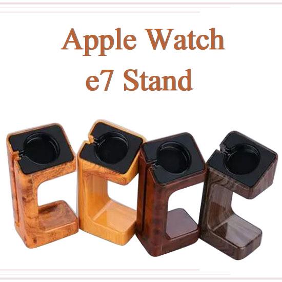 【木紋支架】Apple Watch 38mm/42mm 智慧手錶 充電底座/展示架