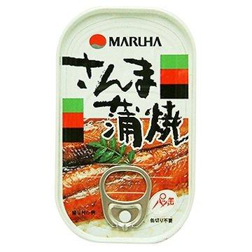 有樂町進口食品 日本 K&K 秋刀魚罐頭 梅風味 ~下飯的好滋味