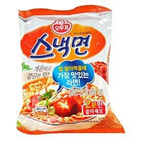 有樂町進口食品 韓國泡麵 不倒翁香菇風味拉麵 8801045520728