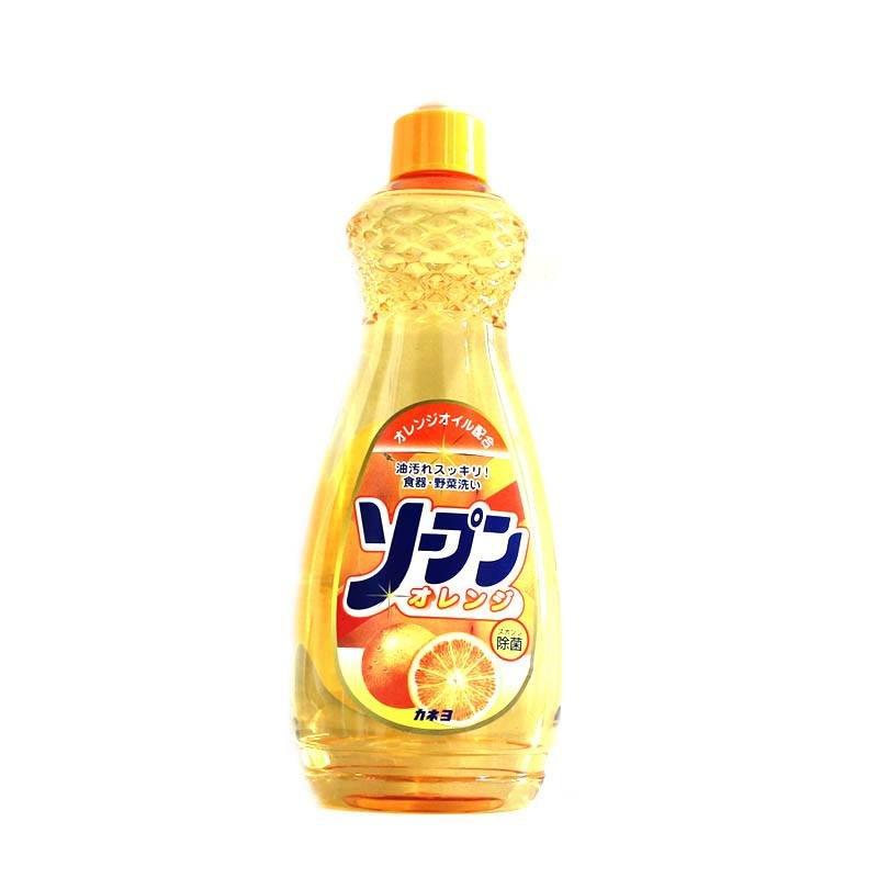 有樂町進口食品 日本 橘子洗碗精