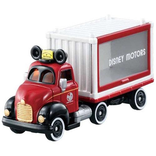 【奇買親子購物網】(DM-14)【TOMICA迪士尼】夢幻米奇貨櫃車