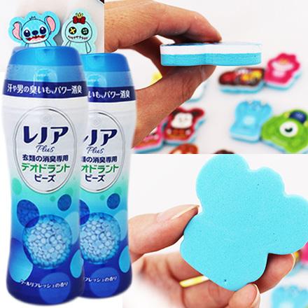 【敵富朗超巿】日本P&G洗衣芳香顆粒 消臭淨白375g