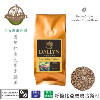 【DALLYN 】哥倫比亞 聖奧古斯汀 Columbia San Augustin(250g/包)    世界嚴選莊園咖啡豆